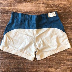 DEADSTOCK 1970s jean shorts